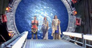 Stargate Arrivée des Goa'uld